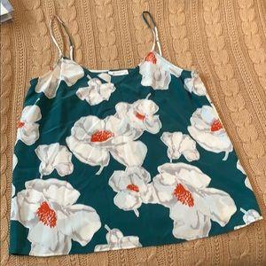 Equipment flower camisole